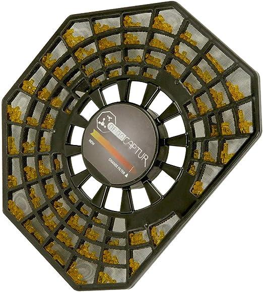 Filtro nanocaptur para aire acondicionado XD6081F0 Rowenta: Amazon ...