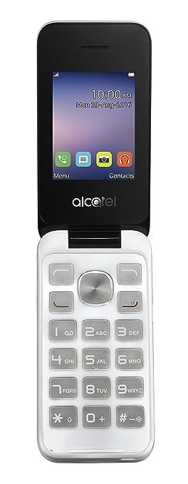 21 opinioni per Alcatel 20-51D Telefono Cellulare, Dual SIM, Bianco