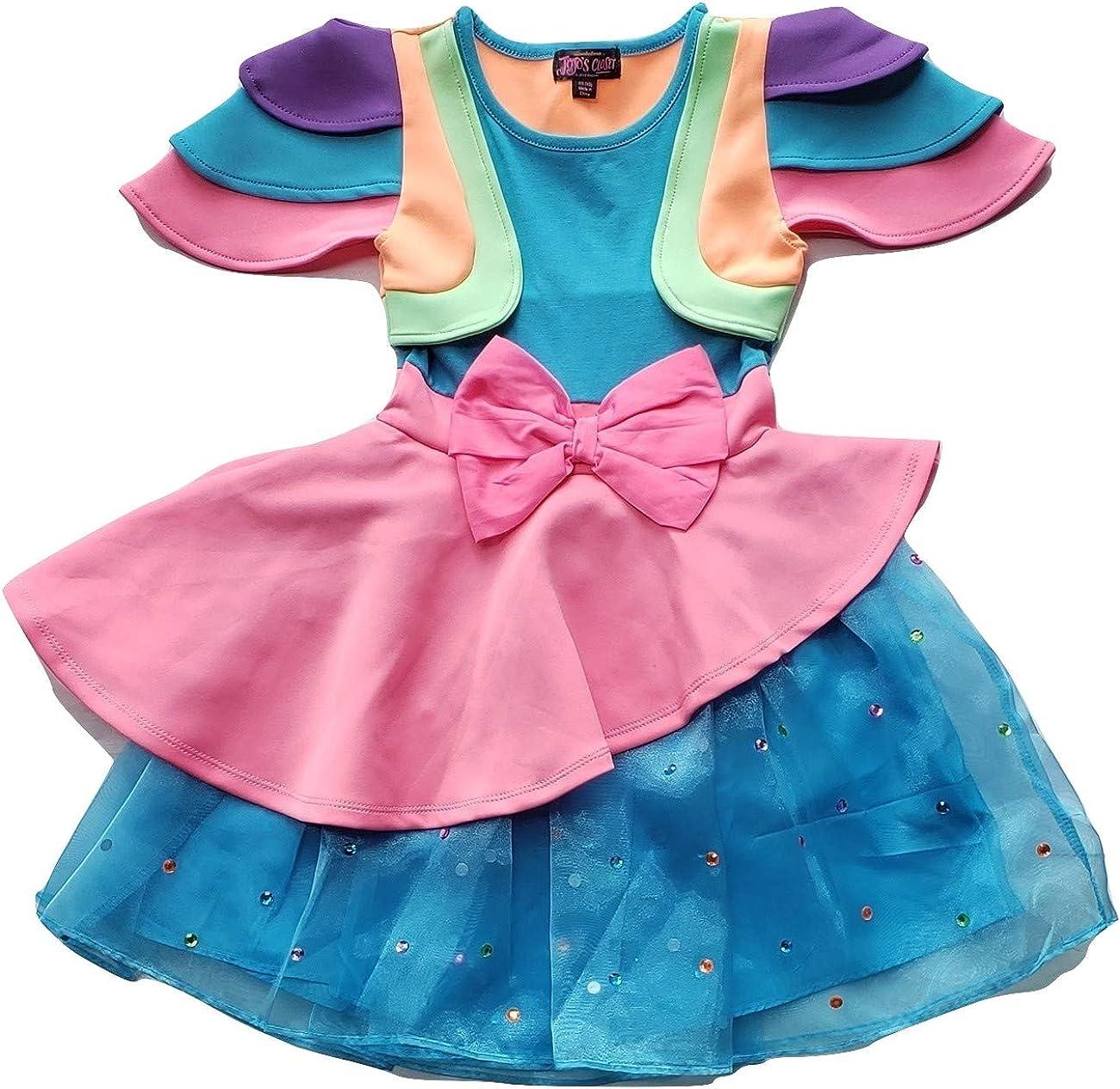 Amazon.com: JoJo Siwa Vestido de fiesta de cumpleaños para ...