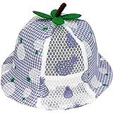 07842eb3357a De feuilles Chic-Chic Bonnet Solaire Bébé Fille Garçon Anti-UV Chapeau  Fisherman Mignon
