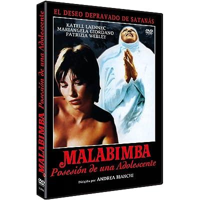 Malabimba (Posesión de una Adolescente) DVD 1979