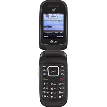 amazon com lg lg500g tracfone with double minutes for life cell rh amazon com Tracfone LG 500G Accessories Tracfone LG 500G Specs