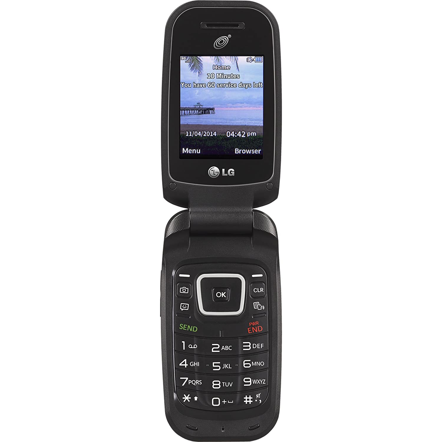 Amazon.com: TracFone LG L441G 3G Prepaid Phone - Retail Packaging: Cell  Phones & Accessories