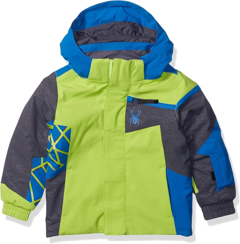 Spyder boys Mini Challenger Ski Jacket