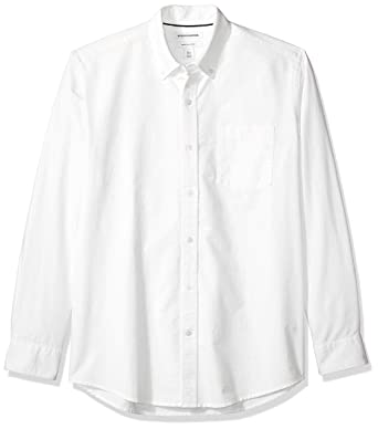 Fruit of the Loom Oxford Long Sleeve, Camicia Donna: Amazon