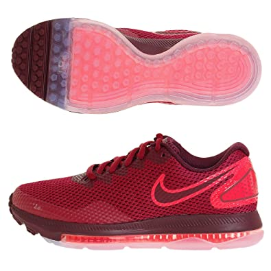 cceca973cd3fc7 ... clearance nike womens zoom all out low 2 running shoe rush maroon rush  maroon bordeaux 1766b