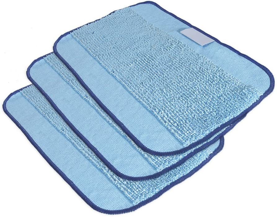 Mixed Cloths Accessories Blue iRobot Braava Microfiber 3-Pack