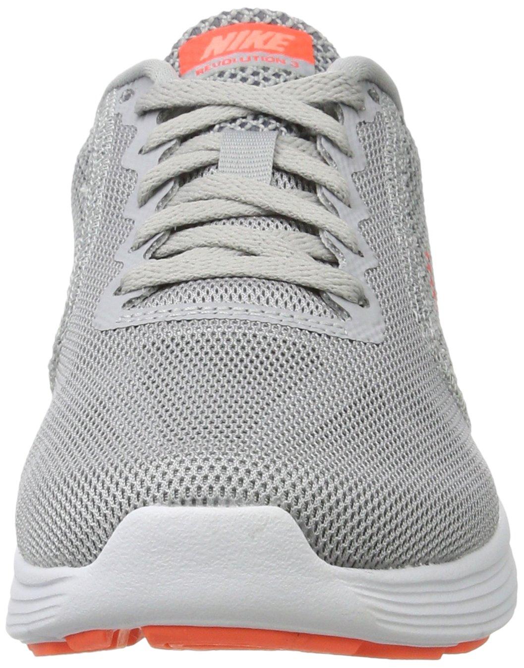 NIKE Women's Revolution 3 Running Shoe B0013VACBW 11 Grey C/D US|Wolf Grey/Hyper Orange/Cool Grey 11 5b637d