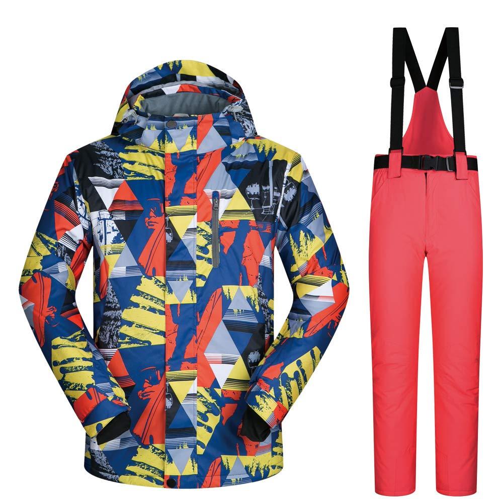 Pantaloni da Sci da da da Uomo Impermeabili riscaldati addensatiB07HCP58LRM A | Apparenza Estetica  | diversità  | Fornitura sufficiente  | Speciale Offerta  | Prezzo Pazzesco  | prezzo di sconto speciale  9e8ec5