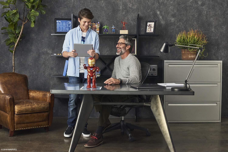UBTECH Marvel Avengers: Endgame Iron Man Mk50 Robot by UBTECH (Image #7)