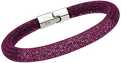 cd27f5474074f Amazon.com: Swarovski Stardust Purple Gradient Bracelet - 5151888 ...