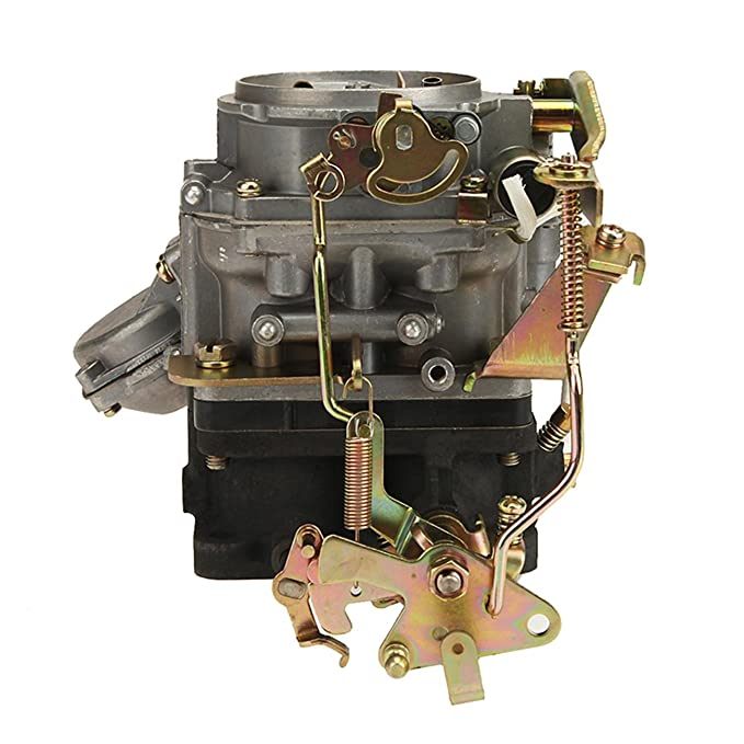 ALAVENTE Carburetor for TOYOTA Land Cruiser 1969-1987 2F 4230cc FJ40 Engine  (Manual choke)