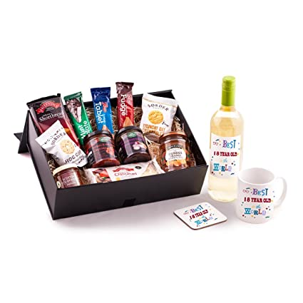 18 Year Old Birthday Hamper Unique Gift Idea For Any 18th Birthday