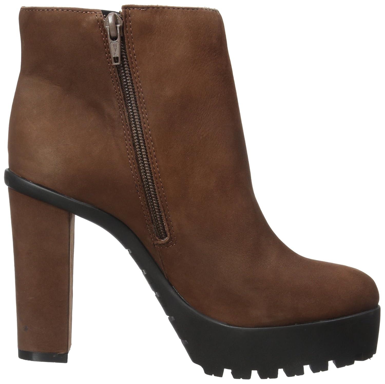 Schutz Women's Nena High-Top Leather Boot