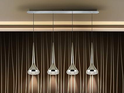Schuller Axel 4 Light Dome Bar Deckenanhanger Chrom Gu10 Amazon De Beleuchtung
