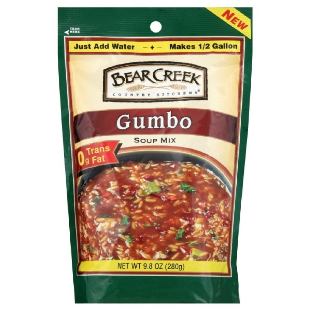 Bear Creek Mix Soup Gumbo