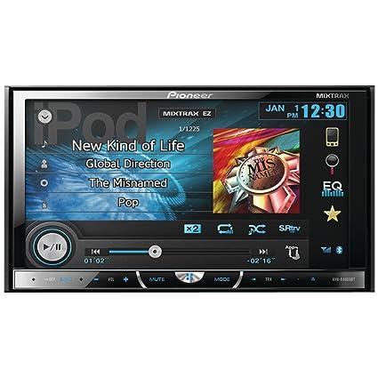 Pioneer avhx4600bt Hi-Volt Pandora reproductor de DVD USB Bluetooth de 7 pulgadas (descontinuado