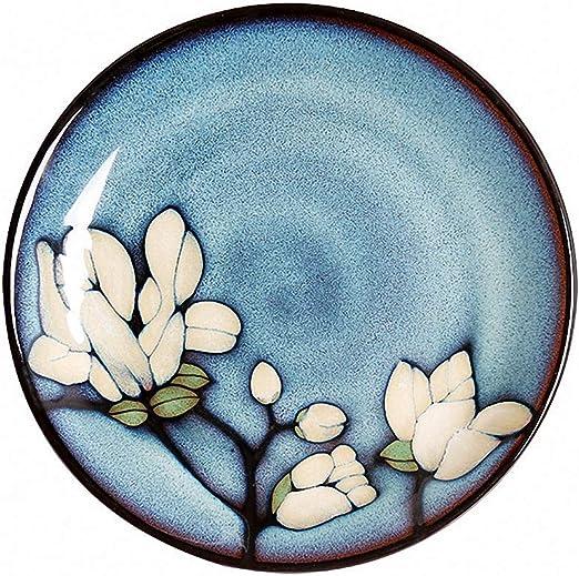 Tableware Fruit Dishes Plates Porcelain Dinnerware Porcelain Japanese Ceramic
