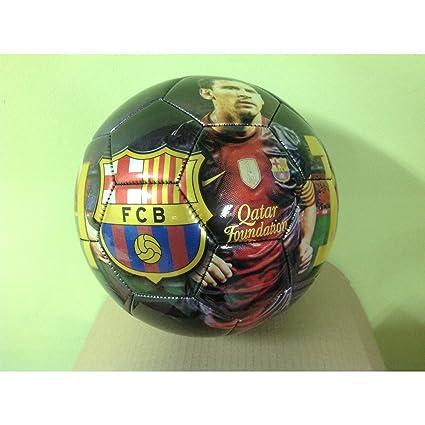 F.C. Barcelona - Balón Messi Grande Talla 5 (Accesorios Deportivos ...