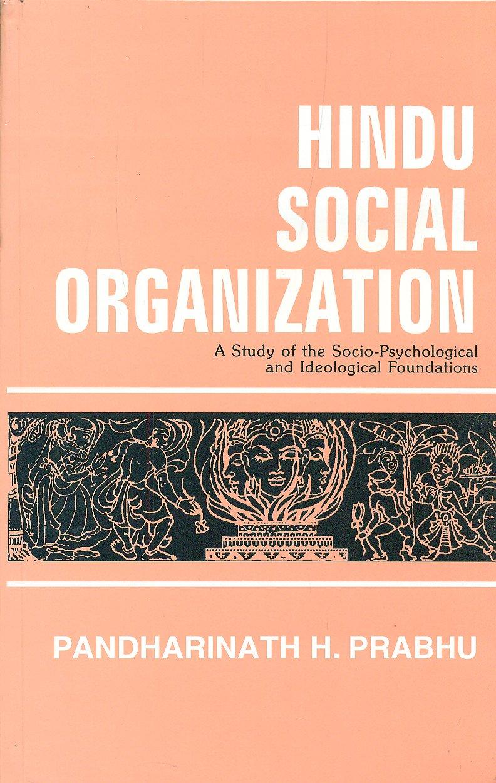 Hindu Social Organization Text fb2 ebook
