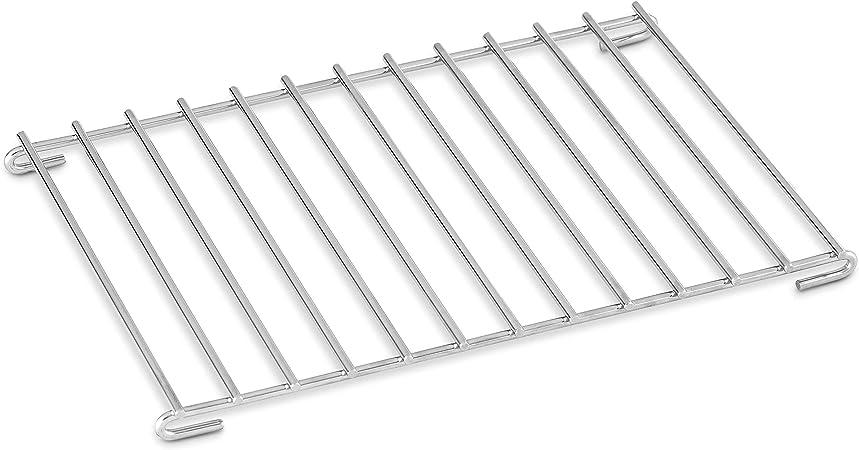 Amazon Com Weber 6563 Original Q Roast Rack For Grilling Small Stainless Steel Roasting Racks Garden Outdoor