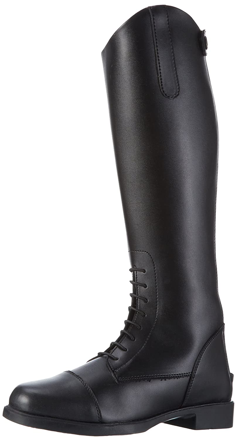 9100 SchwarzHKM Damen Reitstiefel New Fashion