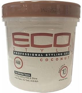 Amazon.com: ECOCO - Gel de estilo, 15.98 oz, Transparente ...