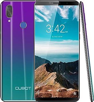 CUBOT X19 2019 Octa-Core Smartphone Libre 4G Android 9.0 4GB RAM+ ...