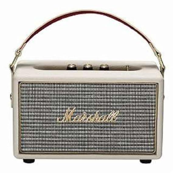 Review MARSHALL Bluetooth speaker KILBURN