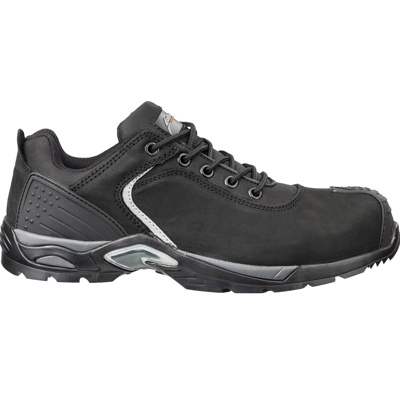 Albatros 641460–200–41 Schuhe Runner XTS Größe 7 Schwarz