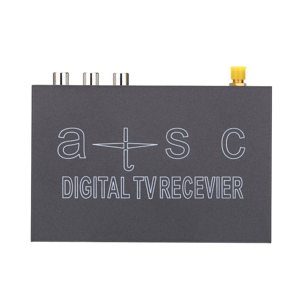 Morjava T1008 ATSC TV Box For MJ-3862 Double Din 7 inch Car PC