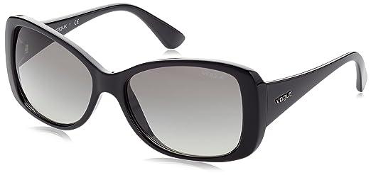 De Vogue Mujer Para Gafas SolBlack56 0vo2843s cl1JTFK