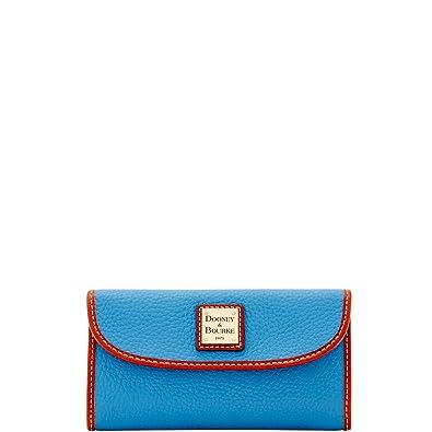 Dooney   Bourke Pebble Grain Continental Clutch Wallet  Handbags  Amazon.com 12cca3d63003a