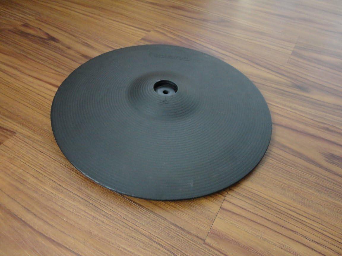 Roland Ride Cymbal, Black, 15-Inch (Cy-15R)