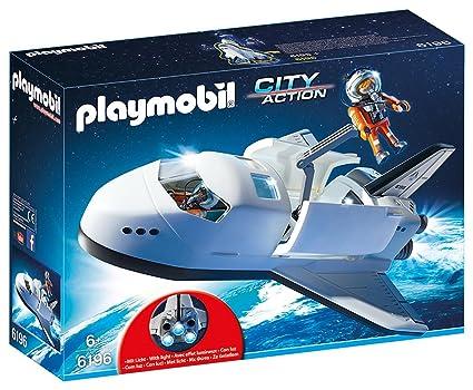 shuttle giocattolo  Playmobil 6196 - Space Shuttle, 2 Pezzi: : Giochi e giocattoli