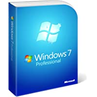 Microsoft Windows 7 Professional, DVD, DE - Sistemas operativos (DVD, DE, PC, Caja, DEU, Direct X 9.0 +, DVD, 1.0 GHz)