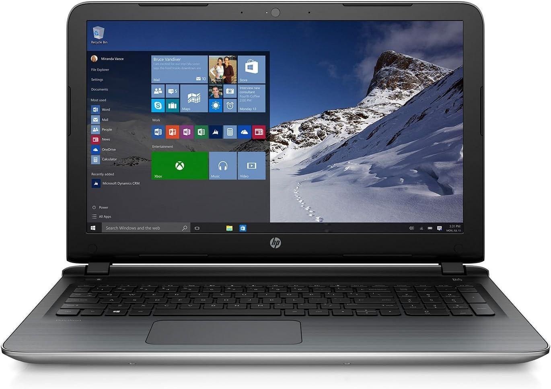 "2016 HP 15.6"" Laptop (Intel Core i7-5500U up to 3.0GHz, HD WLED-IPS Backlit Display, 12GB DDR3L RAM, 1TB HDD, Backlit Keyboard, 802.11 ac WiFi, USB 3.0, DVD RW, Windows 10 Home Premium 64-bit)"