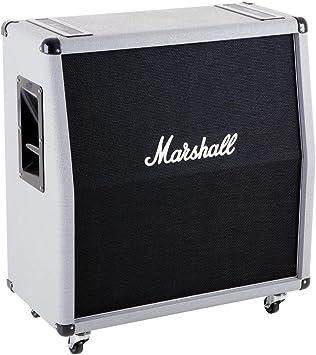 "Amplificador guitarra marshall pantalla vintage series silver jubilee 280w 4x12"""