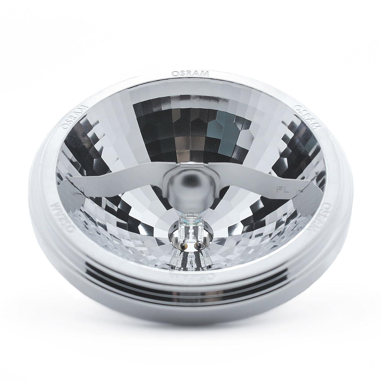 Halogenlampe QR111 12 Volt 50 Watt 45 Grad 41835WFL - Osram 909213