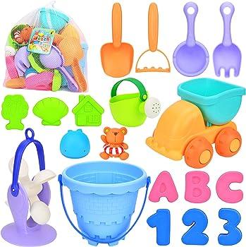 20-Piece Victostar Beach Sand Toy Set