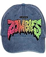 Shkdg Flatbush Zombies Fan Art Symbol Mens Retro Custom Adjustable Cotton Outdoor Baseball Cap
