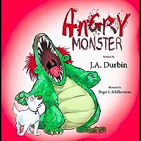 ANGRY MONSTER (English Edition)