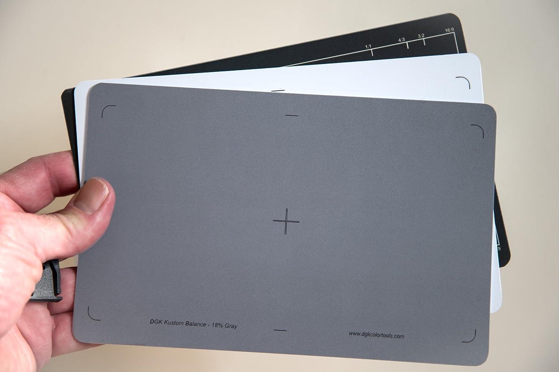 Amazon.com: DGK Color Tools dgk-573 3 tarjeta Balance de ...