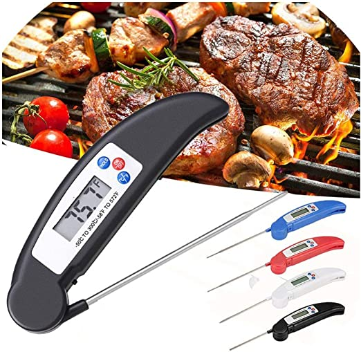 Thermomètre de cuisson alimentaire  sonde température cuisine BBQ viande four