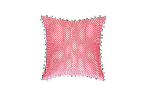 Amazon.com: Decorativo par de fundas de almohada, rosa de ...