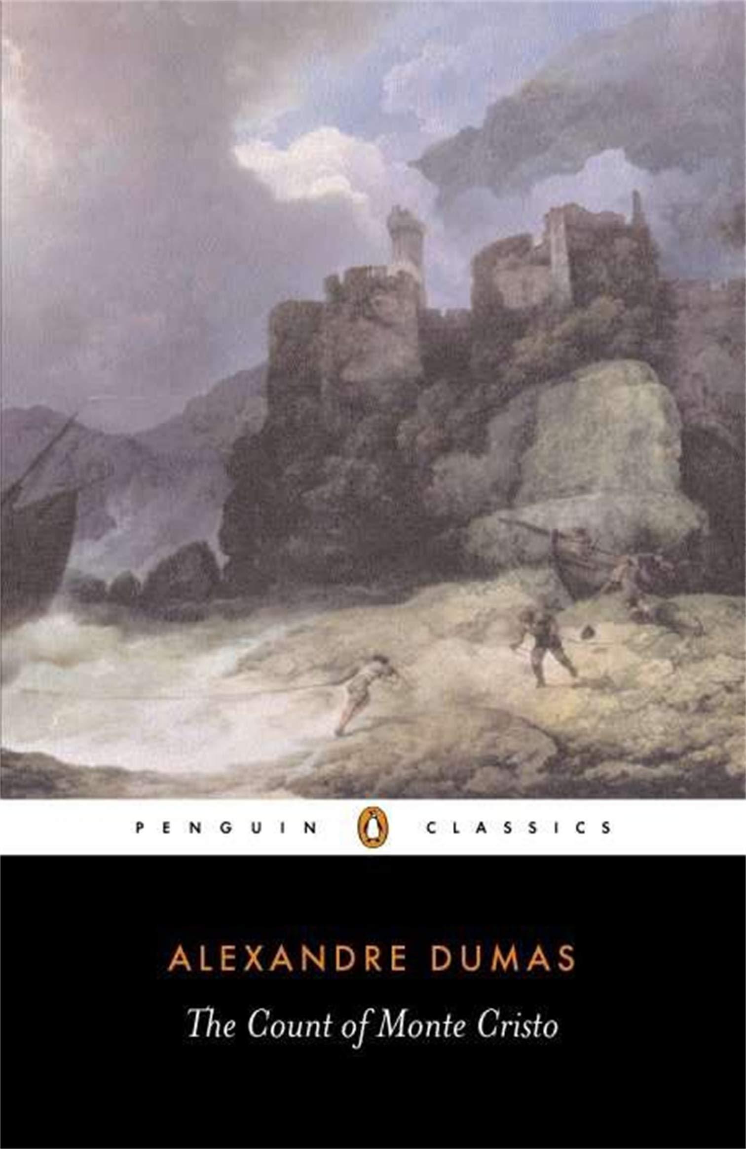 Amazon.com: The Count of Monte Cristo (Penguin Classics) (9780140449266):  Alexandre Dumas père, Robin Buss: Books