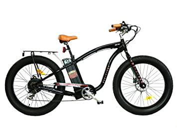 Equalizer Electric Fat Tire Bicycle Sports Outdoors