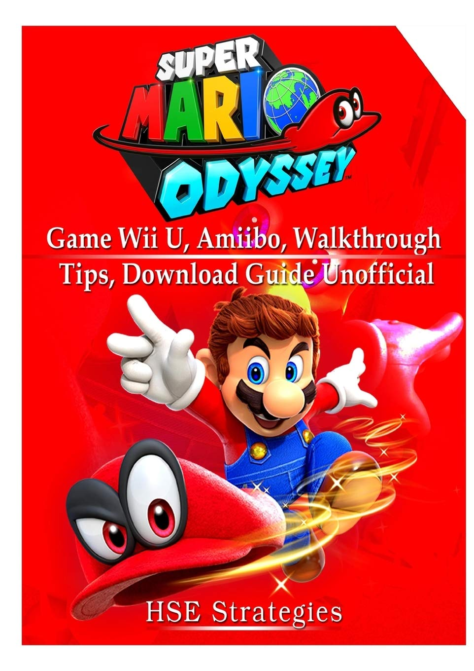 Super Mario Odyssey Game, Wii U, Amiibo, Walkthrough, Tips ...