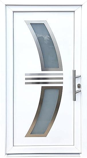 Nr 4 Wohnungstur Mehrzwecktur Haustur In Weiss 1 0 X 2 10 M Innen R