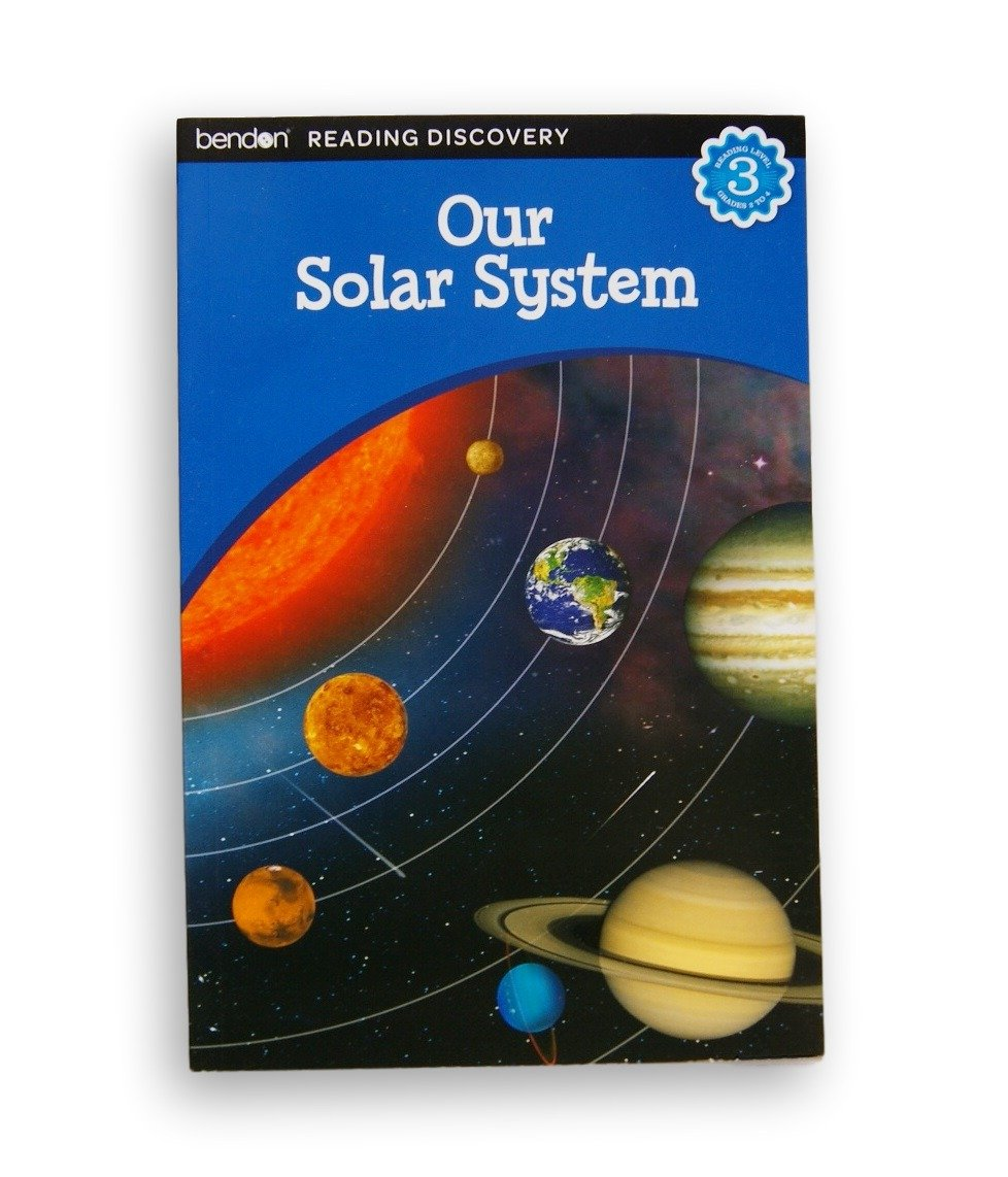 Bendon Reading Discovery Book Level 3 - Our Solar System - Grades 2-4